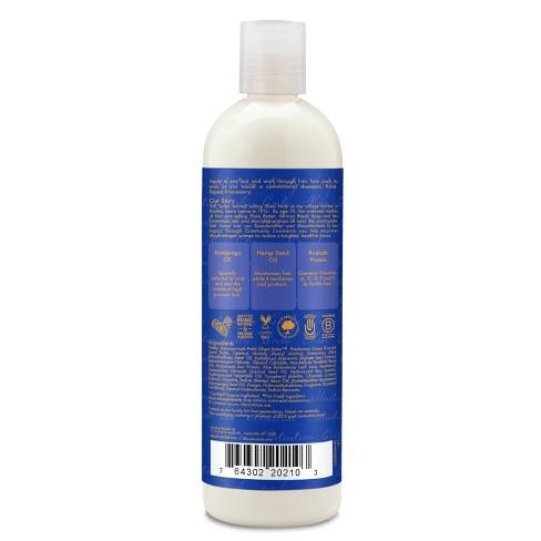 81de2a750508 SheaMoisture Mongongo & Hemp Seed Oils High Porosity Moisture-Seal Co-Wash  - 12 fl oz