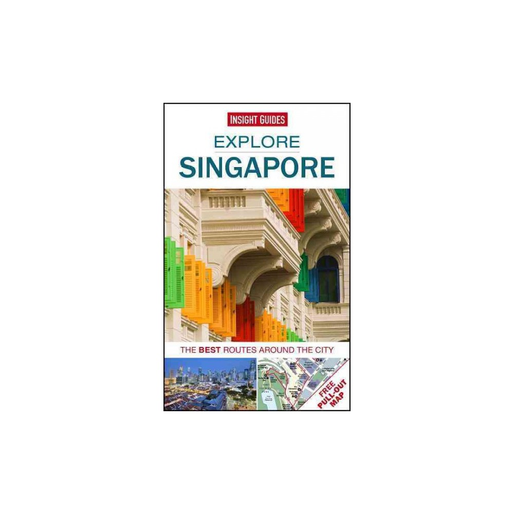 Insight Guides Explore Singapore (Mixed media product)