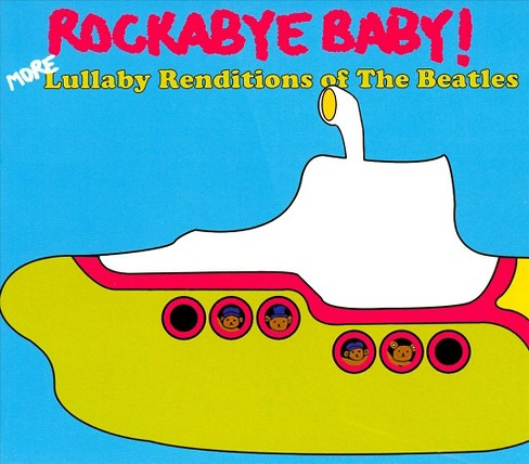 Rockabye baby! - Rockabye baby:Beatles more lullaby re (CD) - image 1 of 1
