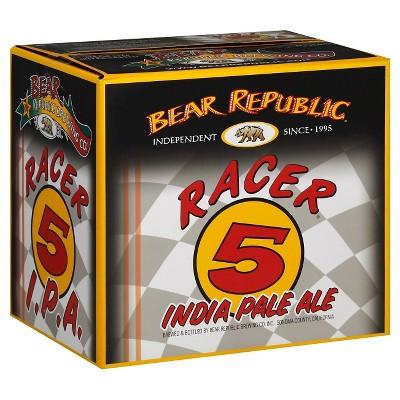 Bear Republic Racer 5 IPA Beer - 12pk/12 fl oz Bottles