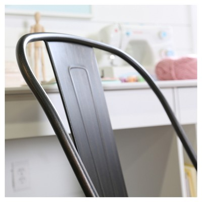 Metal Cafe Chair - Saracina Home : Target