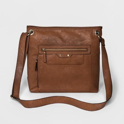 c84d3c47ac6 Women's Bueno Veg Tan Crossbody Bag - Tan : Target