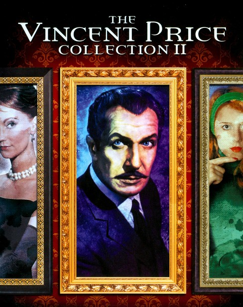 Vincent Price Collection Vol 2 (Blu-ray) - image 1 of 1