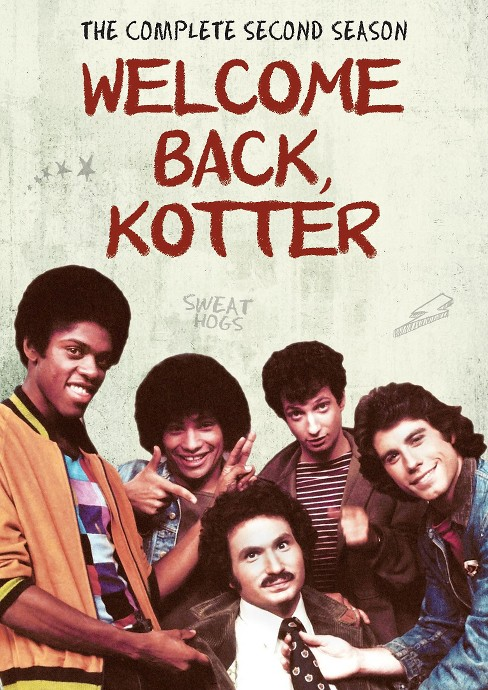 Welcome back kotter:Season 2 (DVD) - image 1 of 1
