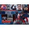 Hot Toys Avengers Age of Ultron Hot Toys 1/6th Scale Action Figure Captain America - image 4 of 4