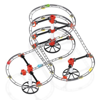 Quercetti Roller Coaster Marble Run - Starter Set