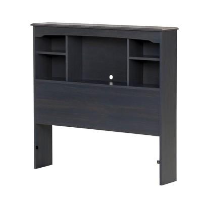 Twin Aviron Bookcase Headboard - South Shore