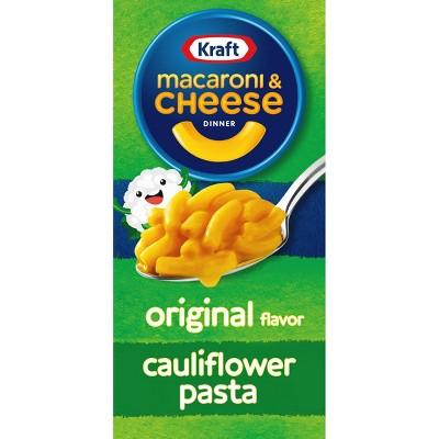 Kraft Vegetarian Original Cauliflower Pasta Mac & Cheese - 5.5oz