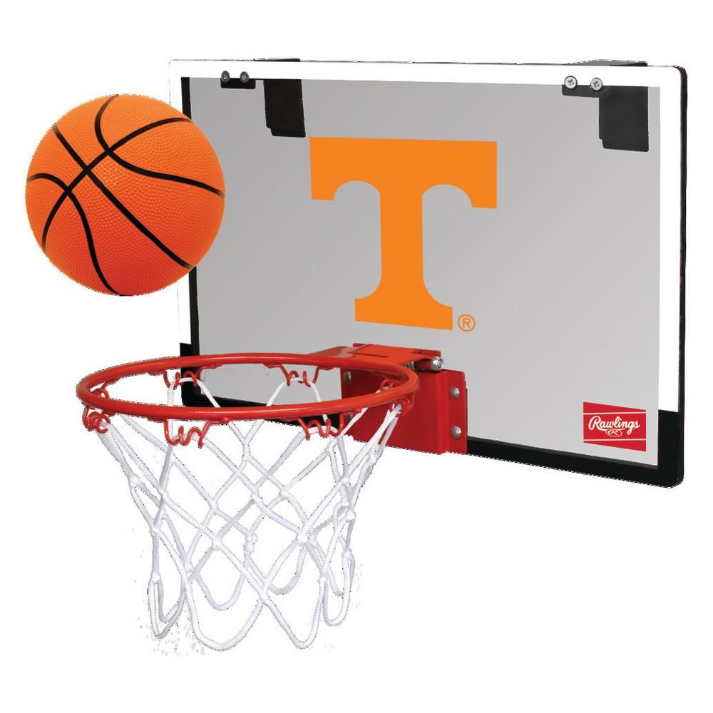 Tennessee Volunteers Rawlings Polycarbonate Over-The-Door Mini Hoop Set