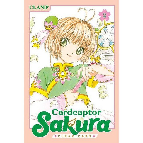 Cardcaptor Sakura: Clear Card 2 - by  Clamp (Paperback) - image 1 of 1