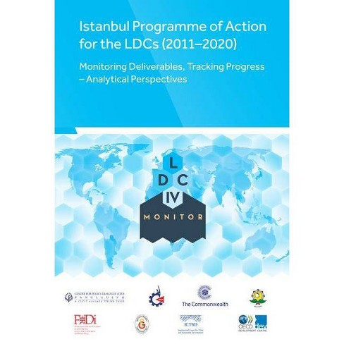 Istanbul Programme of Action for the Ldcs (2011-2020) - by  LDC IV Monitor (Hardcover) - image 1 of 1