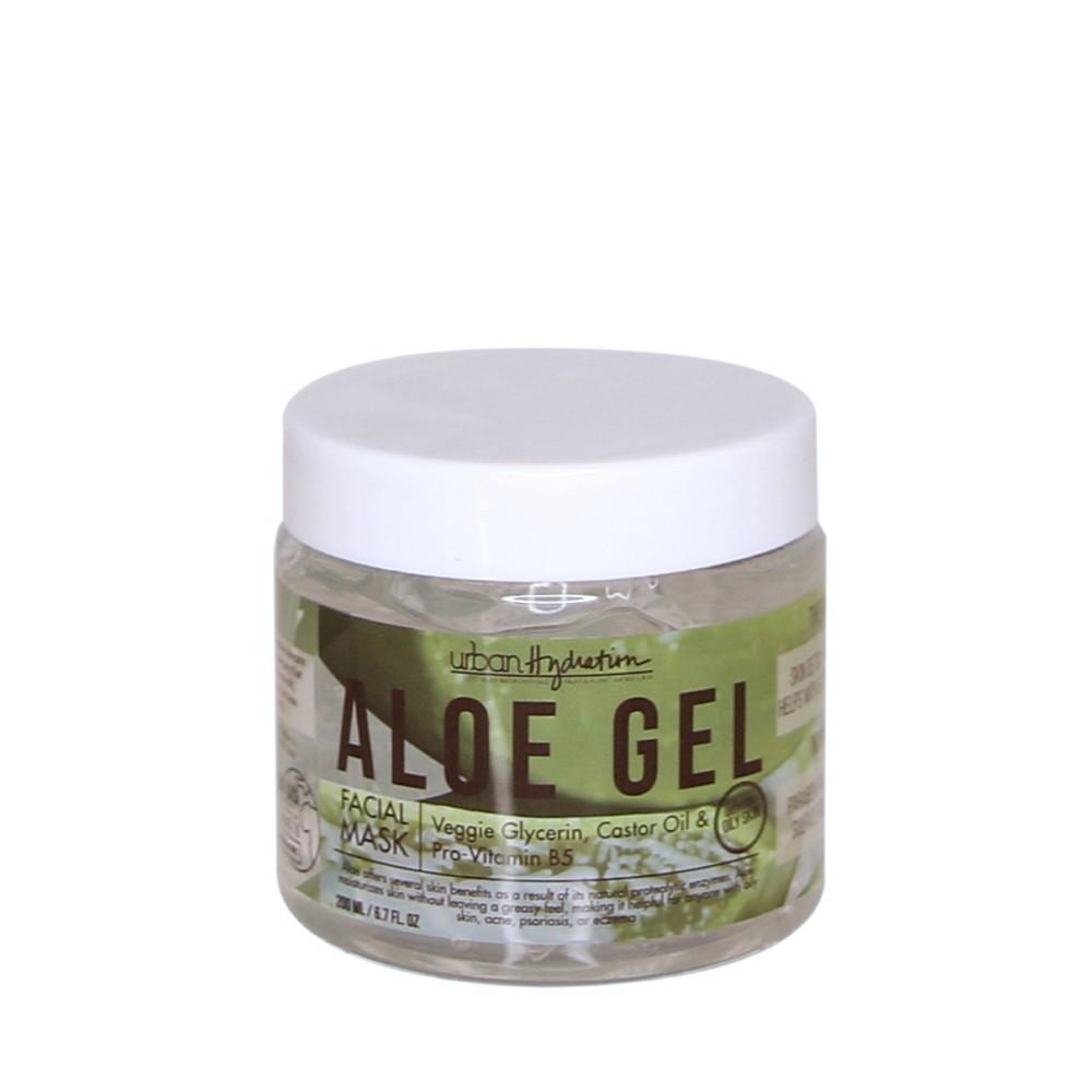 Image of Urban Hydration Bright & Balanced Aloe Gel Facial Mask - 6 fl oz
