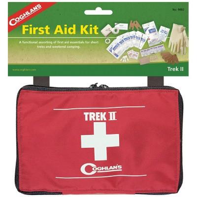 Coghlan's Trek II First Aid Kit, 40 Pieces, Weekend Camping Set