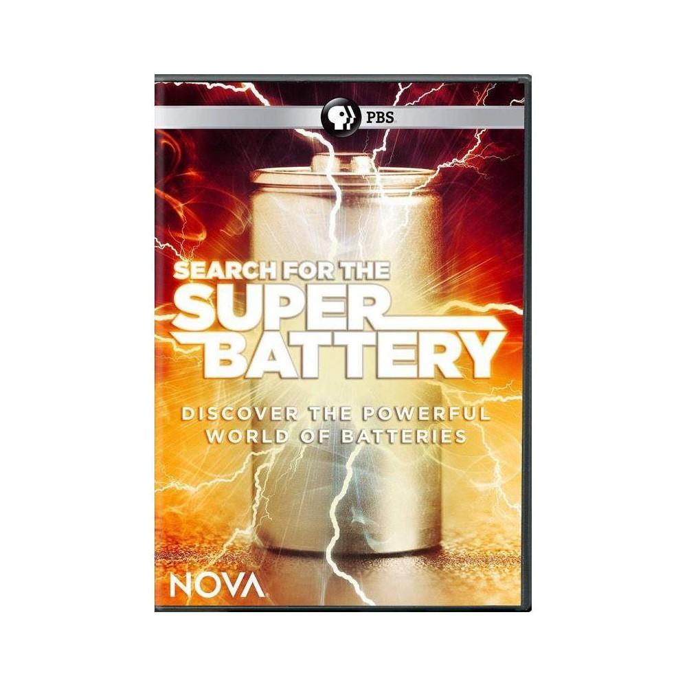 Nova Search For The Super Battery Dvd