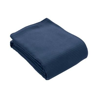 C&F Home Navy Preston King Blanket