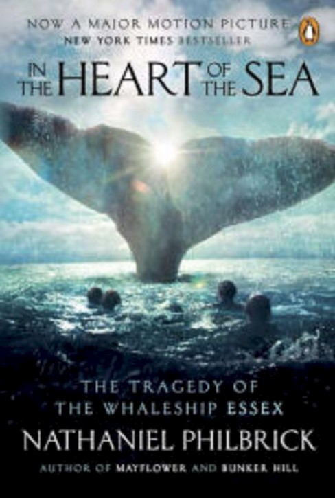 In the Heart of the Sea (Reprint) (Paperback) by Nathaniel Philbrick - image 1 of 1