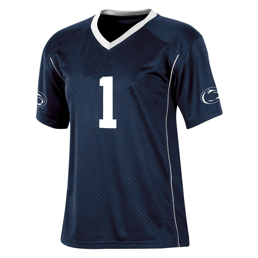 Penn State Nittany Lions Boys Short Sleeve Replica Jersey XS, Multicolored
