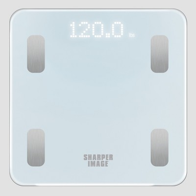 Personal Scale White - Sharper Image