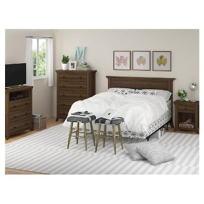 Oakridge Bedroom Furniture Collection   Ameriwood Home