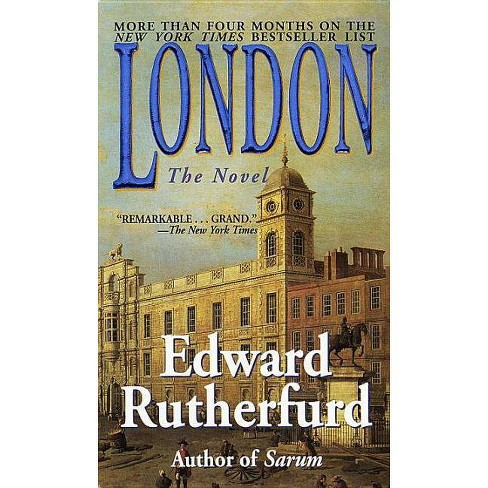 London - by  Edward Rutherfurd (Paperback) - image 1 of 1