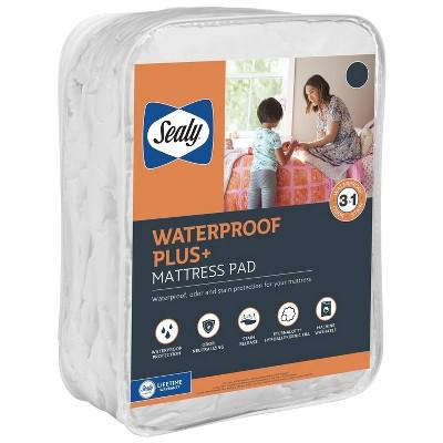 Sealy Waterproof Mattress Pad