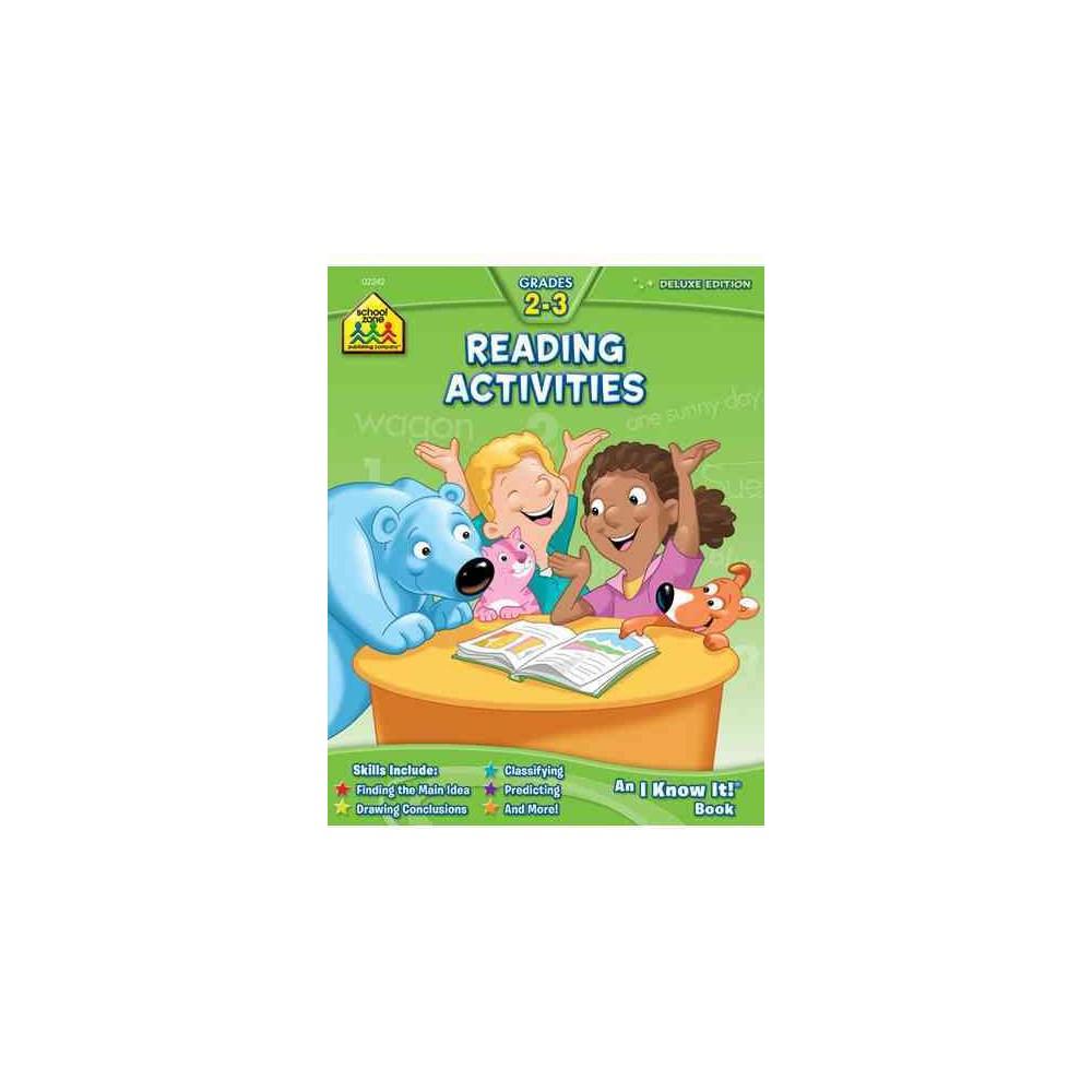 Reading Activities (Workbook) (Paperback)