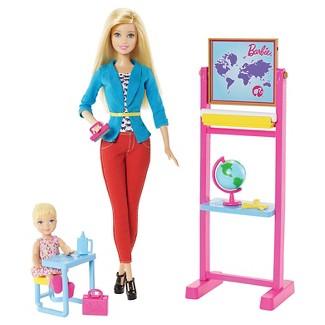 Barbie® Careers Teacher Doll and Playset