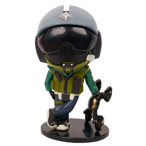 Tom Clancy's Rainbow Six Collectible Figure - Jager