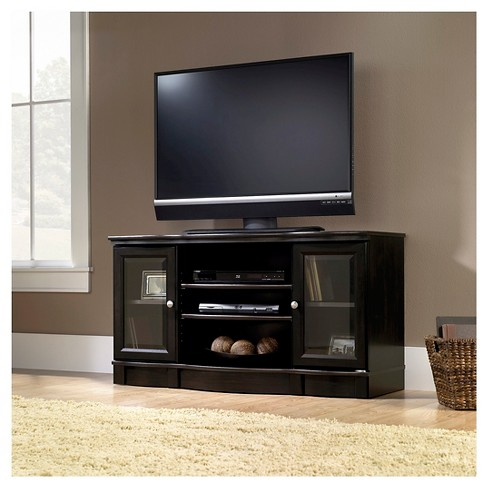 Regent Place Panel Tv Stand Estate Black Sauder Target