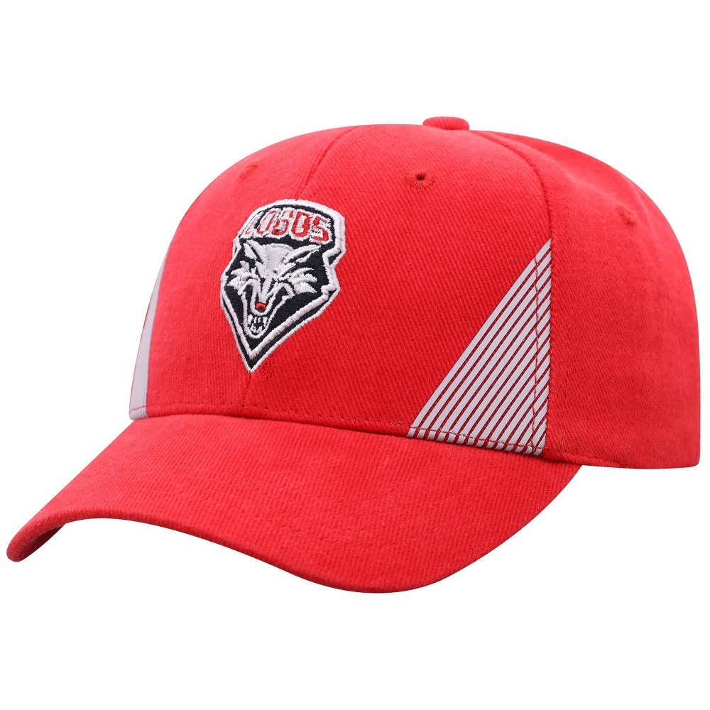Ncaa New Mexico Lobos Youth Structured Hat