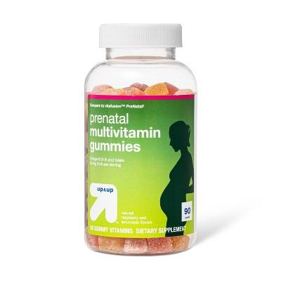 Prenatal Multivitamin Gummies - Fruit Flavors - 90ct - up & up™