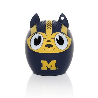 NCAA Michigan Wolverines Bitty Boomer Bluetooth Speaker