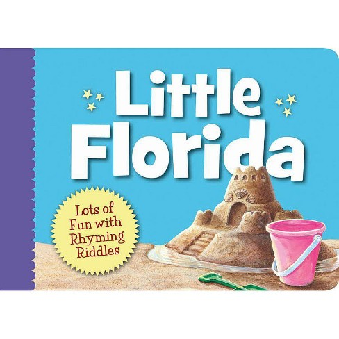 Little Florida - (My Little State) by  Carol Crane (Board_book) - image 1 of 1