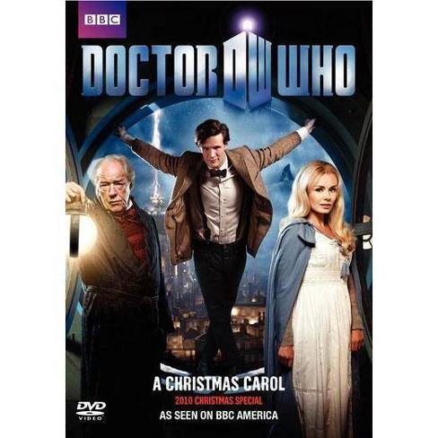 Dr Who Christmas Carol.Dr Who A Christmas Carol Dvd