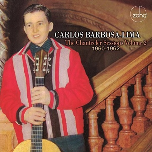 Carlos barbosa-lima - Chantecler sessions:Vol 2 1959-1960 (CD) - image 1 of 1