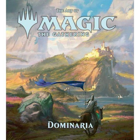 The Art of Magic: The Gathering - Dominaria - by  James Wyatt (Hardcover) - image 1 of 1