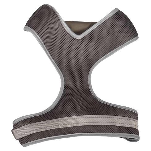 Mesh Dog Harness - Gray - XLarge - Boots & Barkley™ - image 1 of 1
