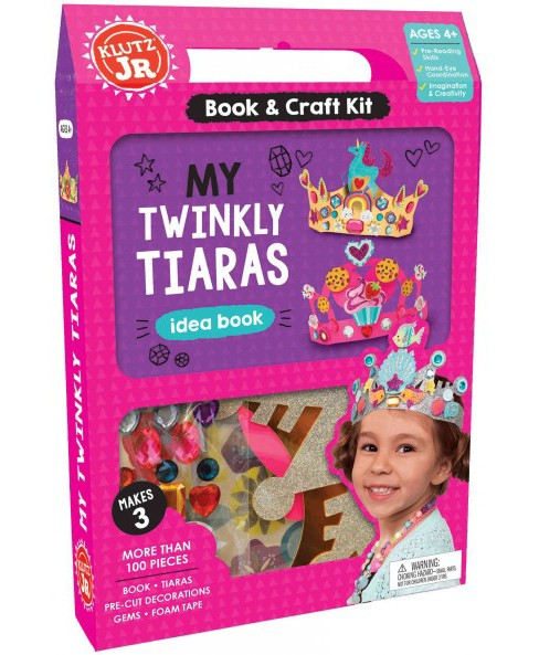 My Twinkly Tiaras (Paperback) - image 1 of 1