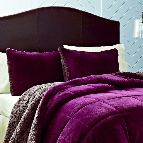 Premium Fleece Comforter Set - Eddie Bauer® - image 1 of 1