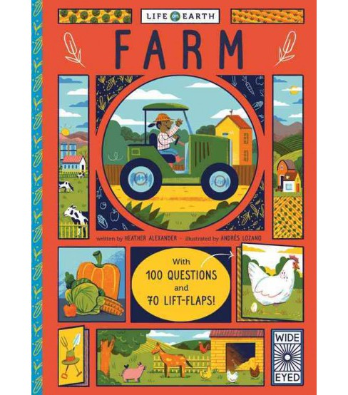 Farm (Hardcover) (Heather Alexander) - image 1 of 1