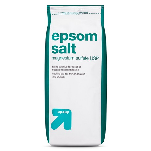 Epsom Salt - 4lb - up & up™ - image 1 of 1