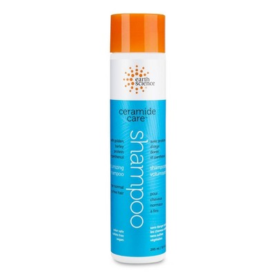 Earth Science Ceramide Care Volumizing Shampoo - 10 fl oz