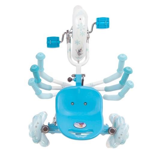 Disney Frozen Kids' Mobo Cruiser Trike - Blue image number null