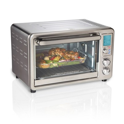 Hamilton Beach Digital Sure-Crisp Air Fry Toaster Oven