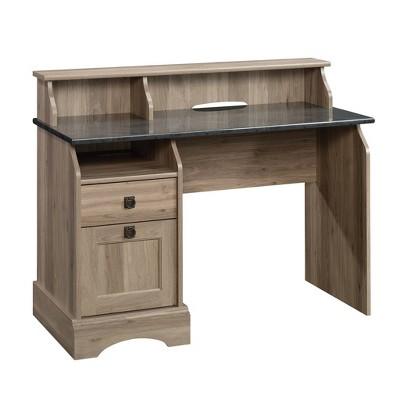 Graham Hill Desk Brown - Sauder