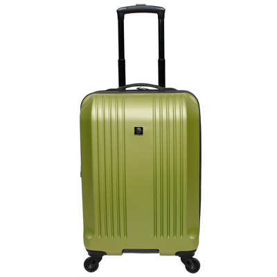 Skyline 22  Hardside Spinner Carry On Suitcase - Lime
