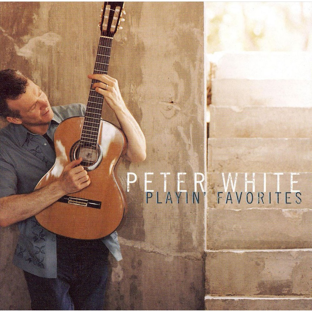 Peter White - Playin Favourites (CD)