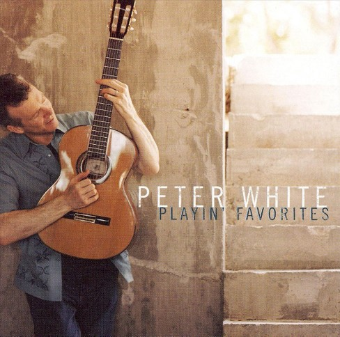 Peter white - Playin favourites (CD) - image 1 of 1
