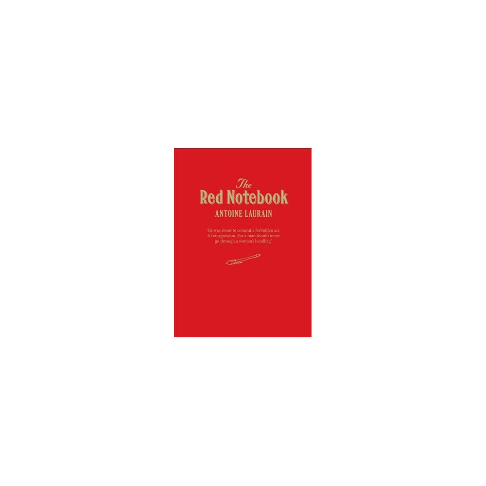 Red Notebook - Special by Antoine Laurain (Hardcover)