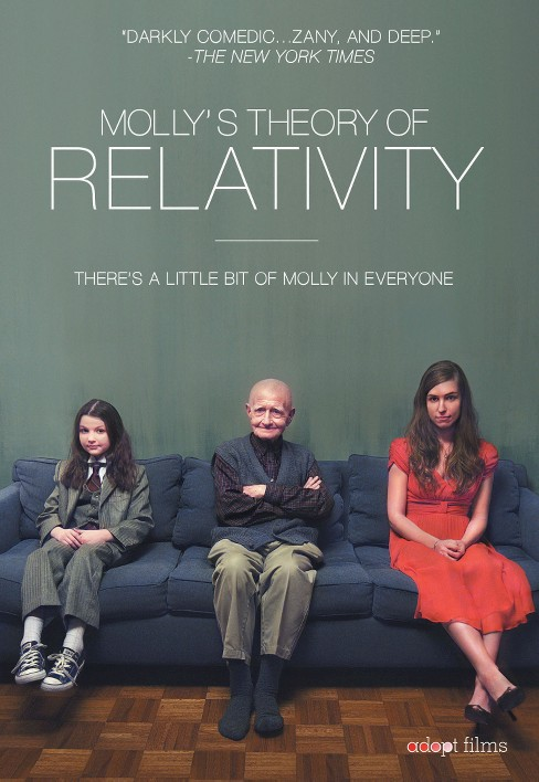 Molly's Theory Of Relativity (DVD) - image 1 of 1